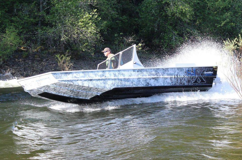 SJX Boats SJX Jet Boat Usage & Performance - SJX Boats