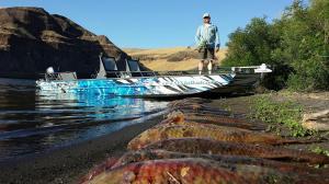 24 foot w fish